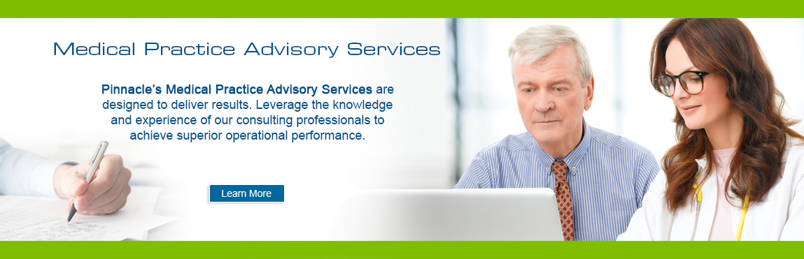 Medical Practice Advisory Services