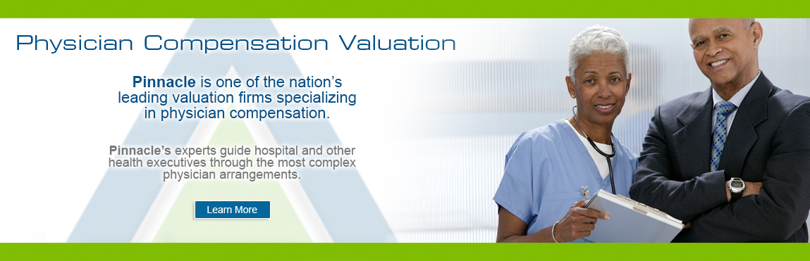 Physician Compensation Valuation